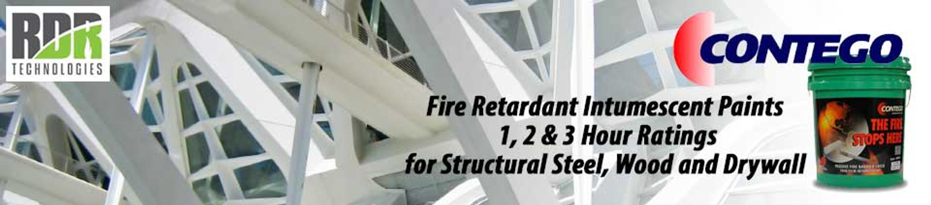 Fire Retardant Paint | https://rdrtechnologies.com/