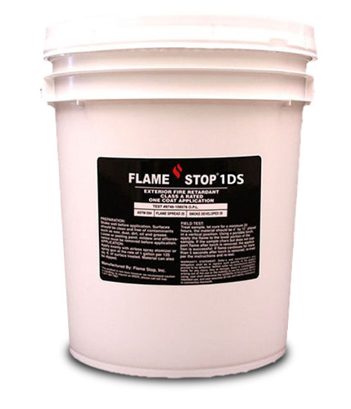 1DS Fire Retardant for Thatch and Bamboo