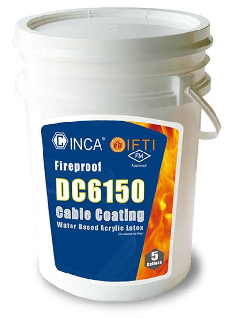 DC6150 Fire Retardant Paint for Wire and Cable