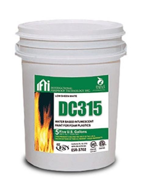 DC315 Fire Retardant Paint for Spray Foam Insulation