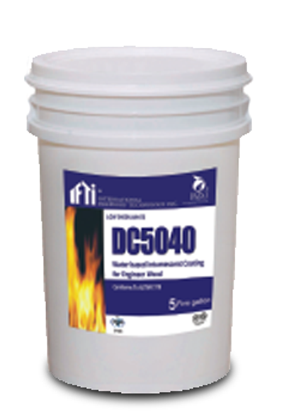 DC5040 Fire Retardant Paint for Engineered I-Joists