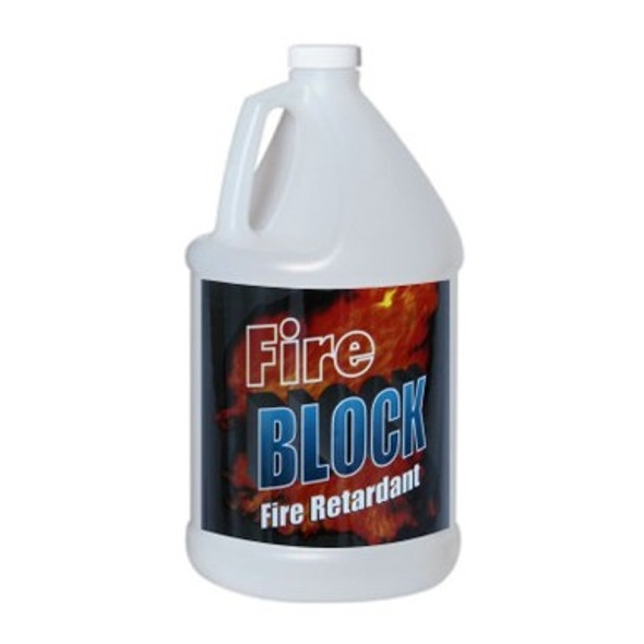 Fire Block Flame Retardant - 1 Gallon