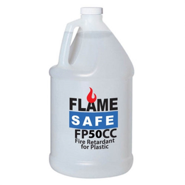 FP50CC Fire Retardant Spray for Artificial Plants and Foliage