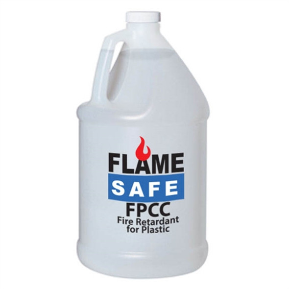 FPCC Clear Fire Retardant for Styrofoam, Plastic & Polystyrene