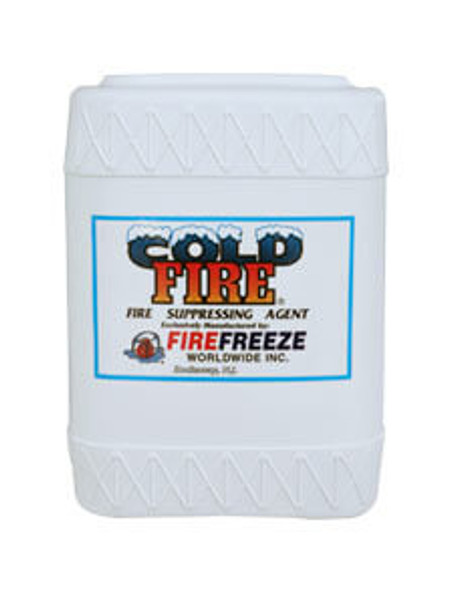 Cold Fire Concentrate - 5 gallon pail