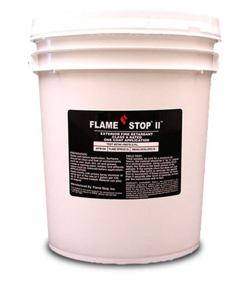 FS2 Fire Retardant for Exterior Cedar Shake Shingles