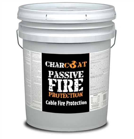 CharCoat 90 Minute Retardant Paint for Wire & Cable