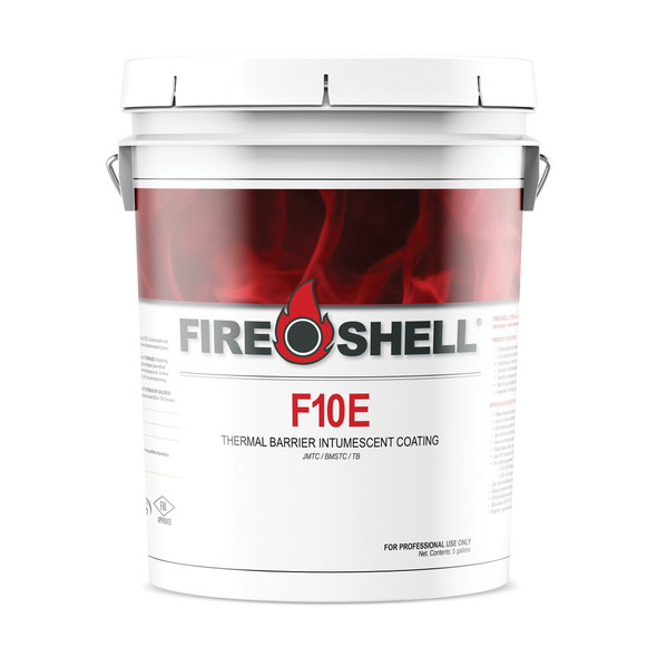 FireShell F10E Fire Retardant Paint for SPF