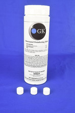 Green Klean Chlorinated Disinfecting Tablets