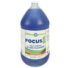 Focus1 Multi-Surface Glass Cleaner - 4 Gallons per Case