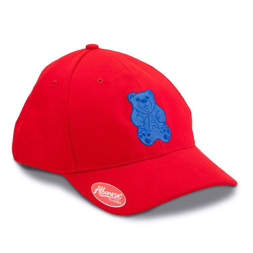 Red Hat with Blue Bear