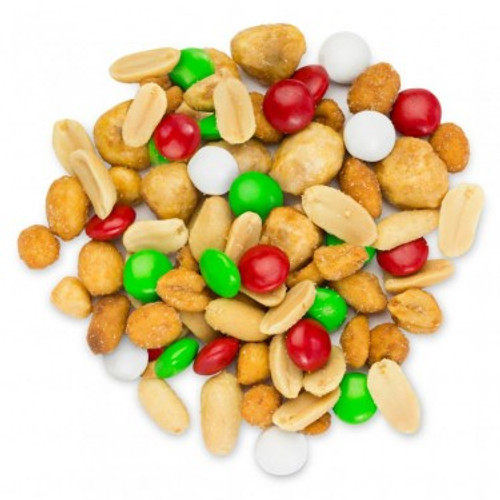 Christmas Peanut Lover's Mix