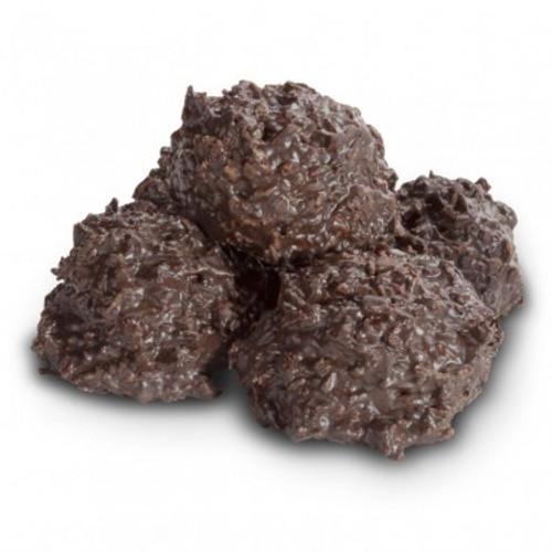 Dark Chocolate Coconut Haystacks