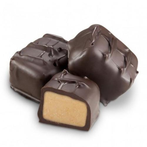 Dark Chocolate Peanut Butter Meltaways