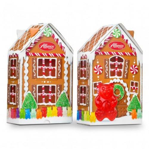 Gingerbread House Gift Box  - 5 lb Bag Gift Box