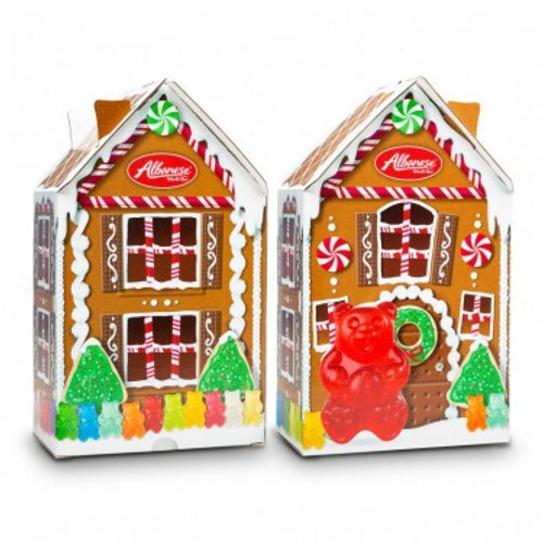 Gingerbread House Gift Box Small