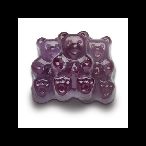 Grape Gummi Bears