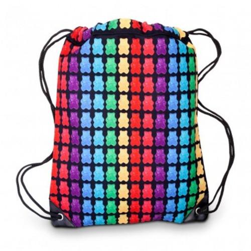 Gummi Bear Drawstring Backpack