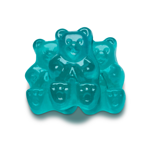Light Blue Watermelon Bears