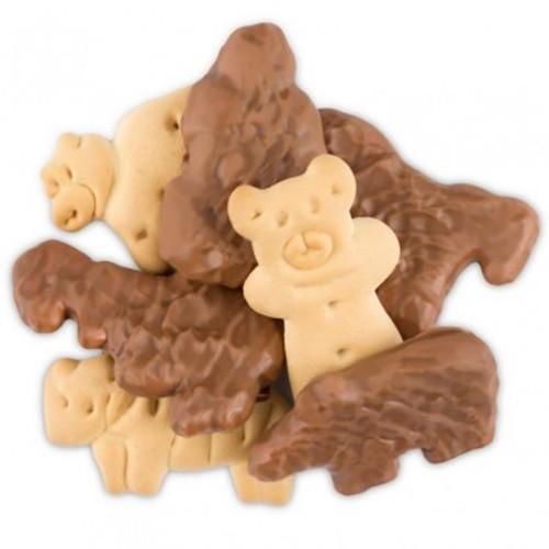 Milk Chocolate Animal Crackers