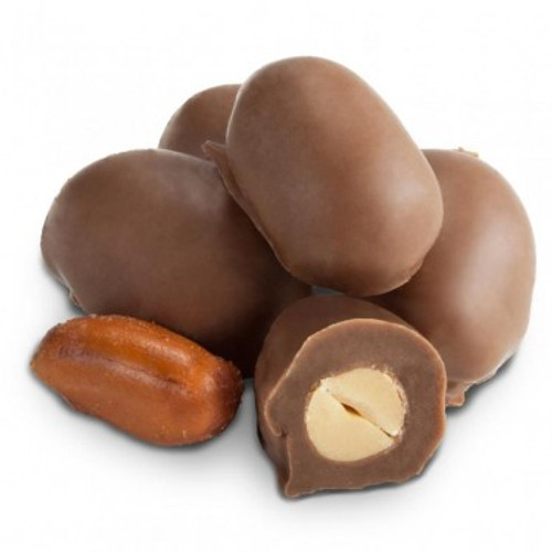 Milk Chocolate Double Dipped Peanuts