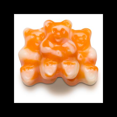 Orange Cream Bearsicle Gummi Bears