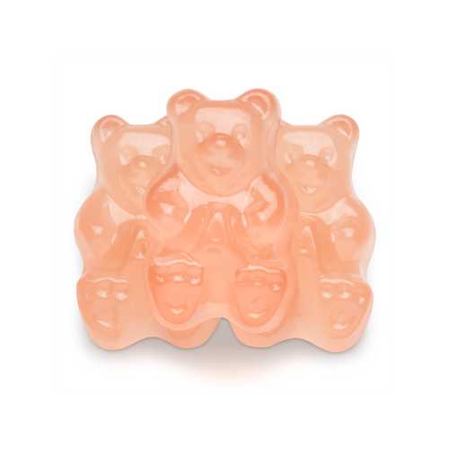 Pink Grapefruit Gummi Bears