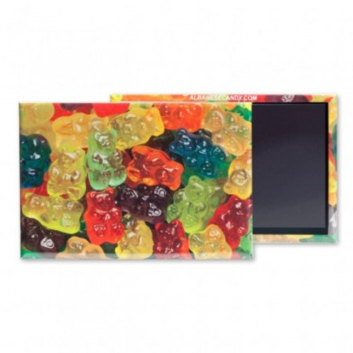 12 Flavor Gummi Bears® Magnet