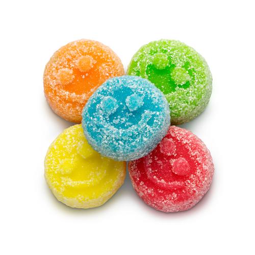 Sour Gummi Poppers