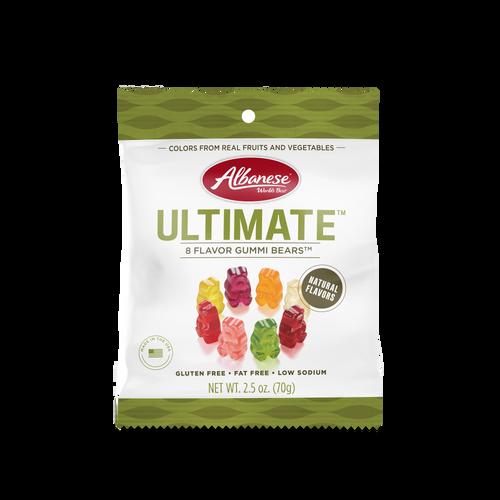 Ultimate™ 8 Flavor Gummi Bears™ - 2.5 oz Bag