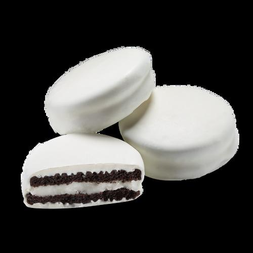 Yogurt Double Stuffed Cream Filled Cookie