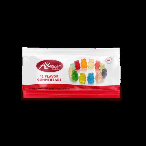 12 Flavor Gummi Bears® - 2 oz Bag