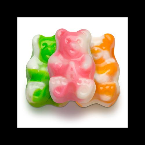 Sherbet Gummi Bears™ - 5 lb Bulk Package