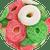 Christmas Gummi Wreaths