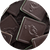 Dark Chocolate Giant Layered Mint