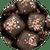 Dark Chocolate Mint Holiday Squares