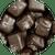 Dark Chocolate Peanut Butter Meltaways with Sea Salt