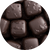 Dark Chocolate Vanilla Caramels