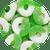 Gummi Apple Rings