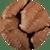 Milk Chocolate Giant Pecan Patties