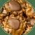 Milk Chocolate Jumbo Naked Pecan Pattie
