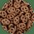 Milk Chocolate Tiny Pretzels