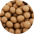 Peanut Butter Milk Chocolate  Pretzel Balls