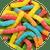 Sour Large Neon Gummi Worms