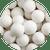 Yogurt Malt Balls