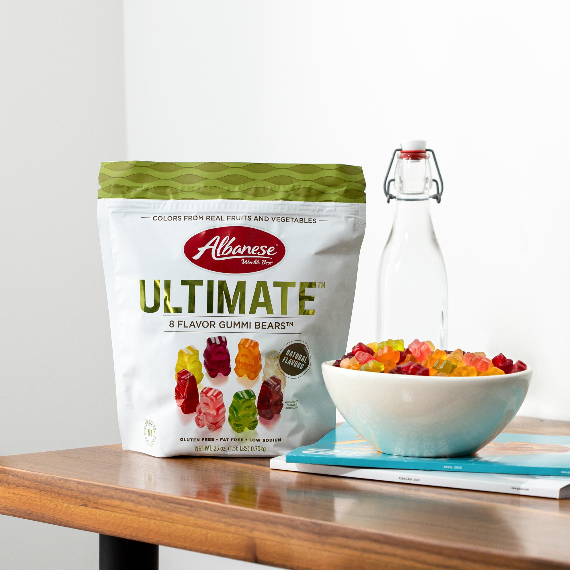 ULTIMATE™ 8 Flavor Gummi Bears™