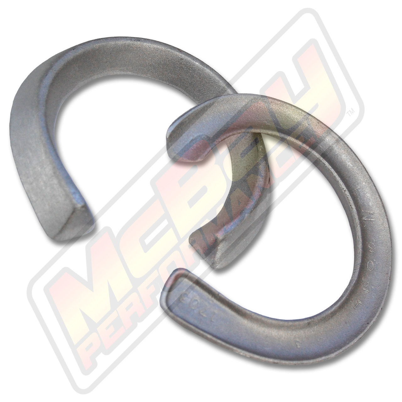 """Part Number 1703- 1-1/4"""" to 1-1/2"""" Lift Front Coil Spring Spacer Set"""