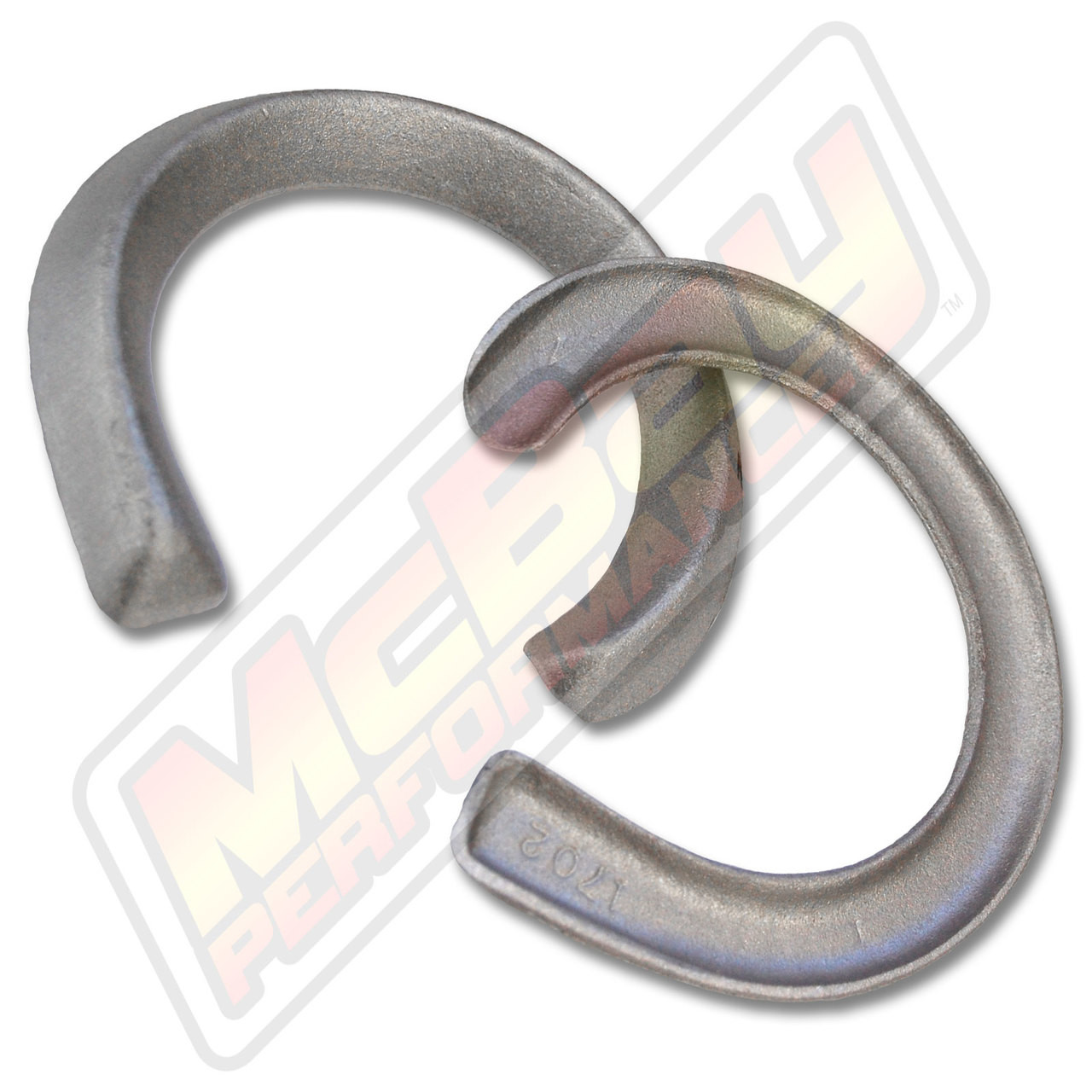 """Part Number 1702 - 15/16"""" to 1-1/8"""" Lift Front Coil Spring Spacer Set"""