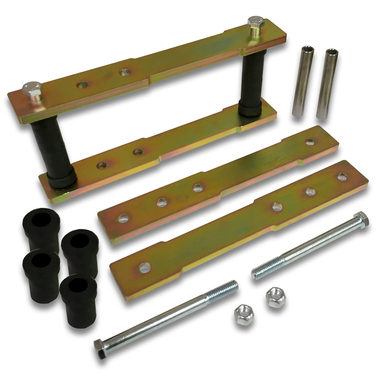 "Part Number SK-5005 - 1"" to 4"" Rear Shackle Lift Kit for 1960's thru 1970's Mopar A-Body 