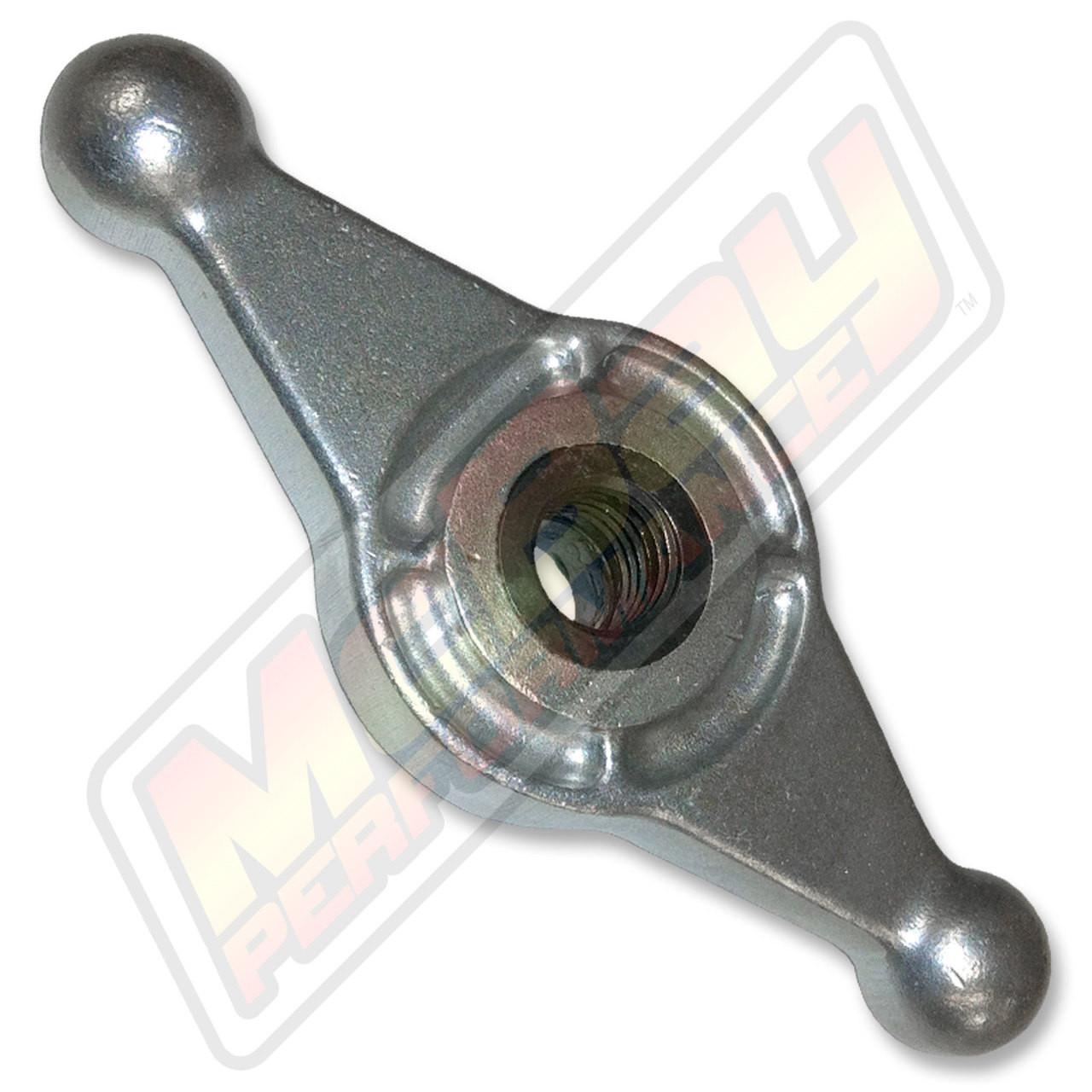 7543 - Coats Wheel Balancer 28MM Shaft Manual Hub Wing Nut    McBay Performance